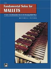 Cover of: Fundamental Solos for Mallets