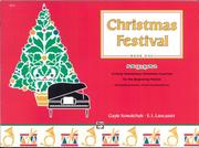 Cover of: Christmas Festival |