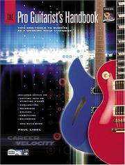 Cover of: The Pro Guitarist