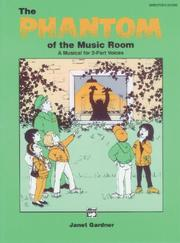 Cover of: Phantom of the Music Room