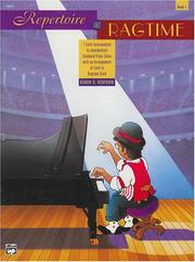 Cover of: Repertoire and Ragtime
