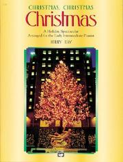 Cover of: Christmas, Christmas, Christmas