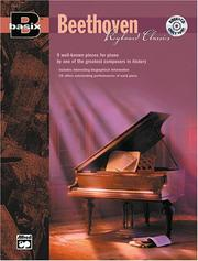 Cover of: Basix: Keyboard Classics
