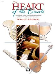 Cover of: The Heart of the Concerto