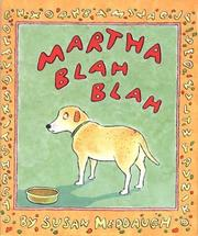 Cover of: Martha Blah Blah