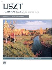 Cover of: Technical Exercises