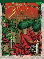 Cover of: Candlelight Christmas Garden