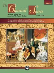 Cover of: The Classical Spirit, Book 2 (Spirit Series)