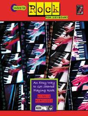Cover of: Intro to Rock Keyboard | Vinnie Martucci