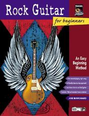 Cover of: Rock Guitar for Beginners