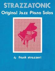 Cover of: Strazzatonic Jazz Piano