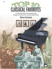 Cover of: Top 10 Classical Favorites