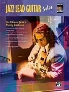 Cover of: Jazz Lead Guitar Solos Book & CD