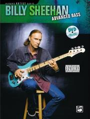 Cover of: Billy Sheehan Advanced Bass