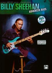 Cover of: Billy Sheehan