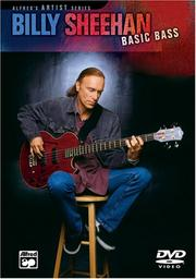 Cover of: Billy Sheehan Basic Bass