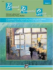 Cover of: Beyond the Romantic Spirit, Book 2 (Spirit Series)