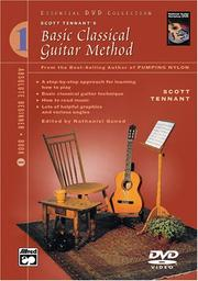 Cover of: Basic Classical Guitar Method, Book 1