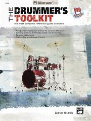 Cover of: The Drummer's Toolkit