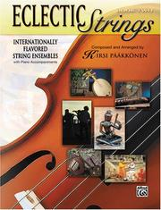 Cover of: Eclectic Strings Book 2 (Internationally Flavored String Ensembles
