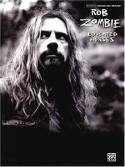 Cover of: Rob Zombie- Educated Horses