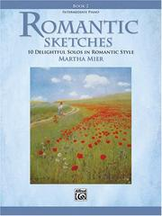Cover of: Romantic Sketches