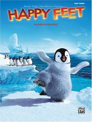 Cover of: Happy Feet Easy Piano Songbook | Alfred Publishing