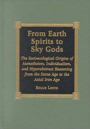 Cover of: From Earth Spirits to Sky Gods