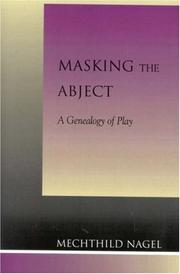 Cover of: Masking the Abject