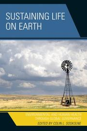 Cover of: Sustaining Life on Earth