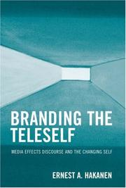 Cover of: Branding the Teleself