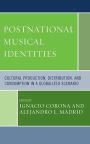 Cover of: Postnational Musical Identities