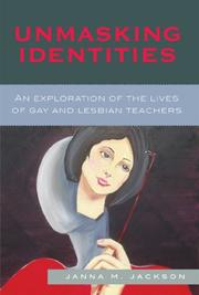 Cover of: Unmasking Identities