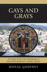 Cover of: Gays and Grays