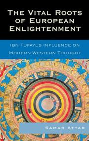 Cover of: The Vital Roots of European Enlightenment