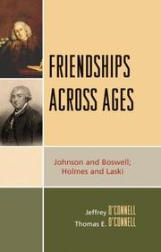 Cover of: Friendships Across Ages