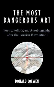 Cover of: The Most Dangerous Art