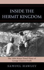 Cover of: Inside the Hermit Kingdom