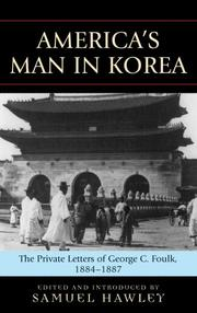 Cover of: America's Man in Korea