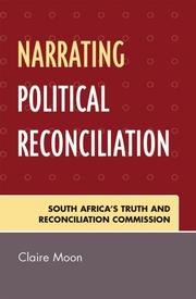 Cover of: Narrating Political Reconciliation