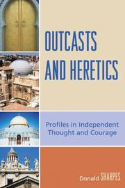 Cover of: Outcasts and Heretics