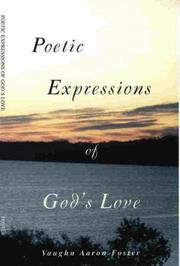 Cover of: Poetic Expressions of God's Love