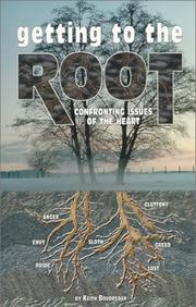 Cover of: Getting to the Root
