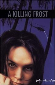 Cover of: A killing frost