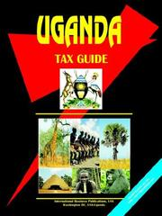 Cover of: Uganda Tax Guide
