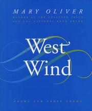 Cover of: West wind