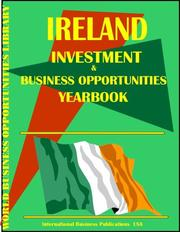 Cover of: Ireland Business & Investment Opportunities Yearbook