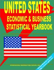 Cover of: United States Economic and Business Statistics Yearbook