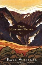 Cover of: When mountains walked