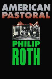 Cover of: American Pastoral